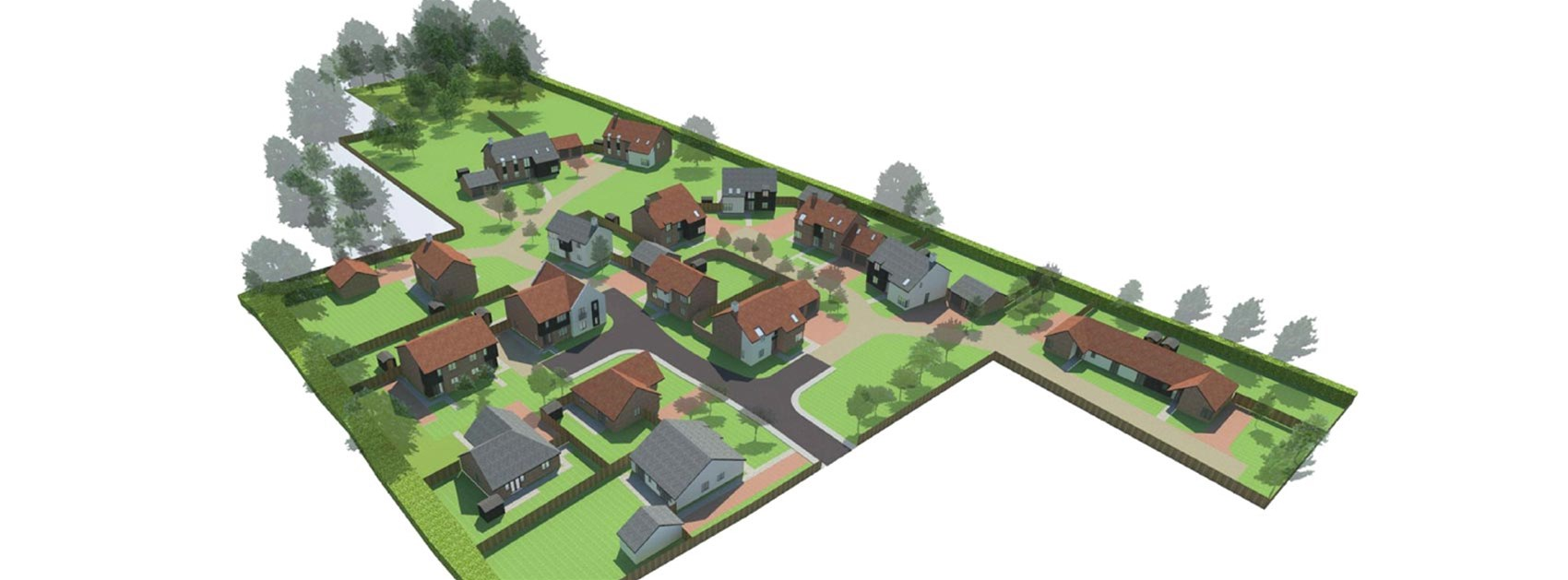 Little Melton Development Concept